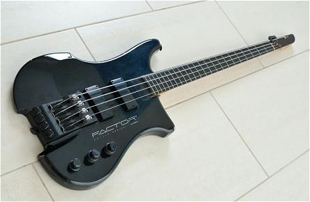 Kubicki Ex Factor bass