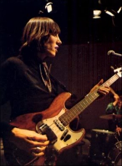 Roger Waters | Forum Musiques, France, 1969 | Fender Jazz Bass