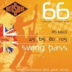 Rotosound RS 66LD Swing Bass (Roundwound Strings)