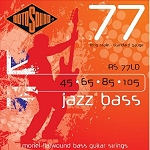 Rotosound RS 77LD Jazz Bass (Flatwound Strings)
