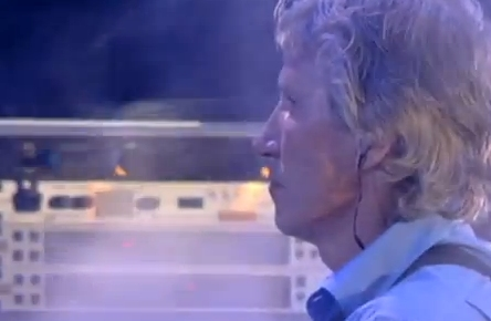 Roger Waters | Furman, Samson UR-5, 2x Korg DTR-1