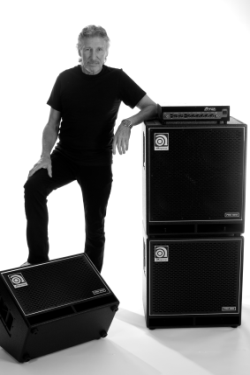 Roger Waters | Ampeg SVT7PRO and PN410HLF