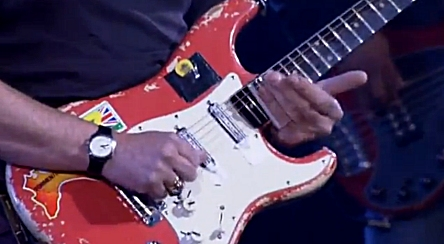 Chris Rea | Pinky 62 Fender Stratocaster