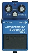 Boss CS-2 Compressor Sustainer