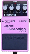 Boss Digital Dimension DC-3 chorus