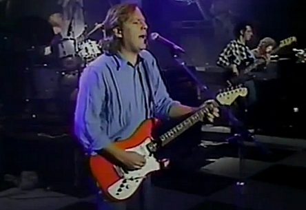 David Gilmour Fender 62V stratocaster