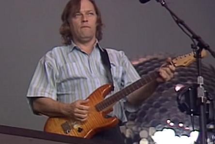 David Gilmour Charvel San Dimas guitar