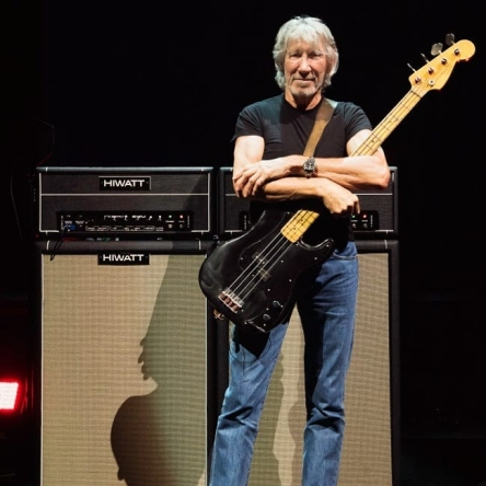 Roger Waters Hiwatt rig