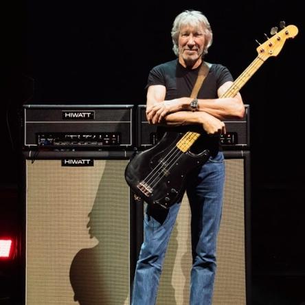 Roger Waters Hiwatt rig