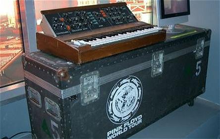 Minimoog - Pink Floyd