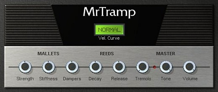 MrTramp VST plugin