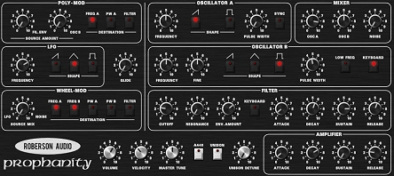 Prophanity VST plugin