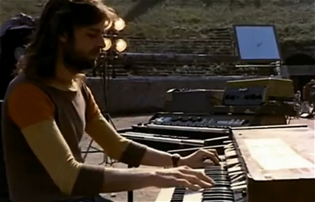Richard Wright | Hammond organ, Farfisa Compact Duo