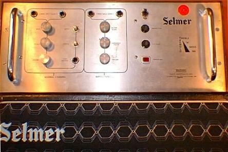 Selmer Treble 'n Bass 100