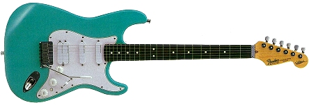 Jeff Beck Signature Stratocaster (Version 1)