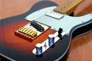 Andy Summers Squier Telecaster project